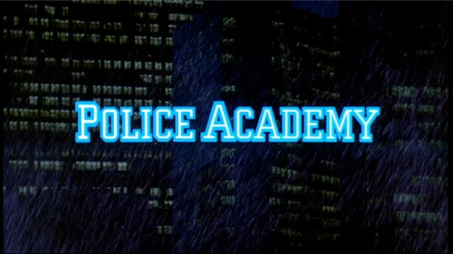 TYPE OF THE SEQUEL: POLICE ACADEMY (1984-1994)