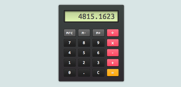 Chunky Calculator