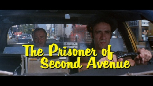 THE PRISONER OF SECOND AVENUE (1975)