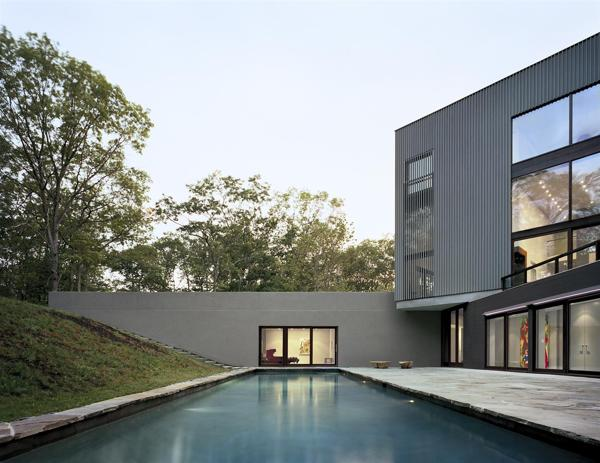 Sagaponac House by TsAO & McKOWN