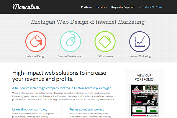 seekmomentum Creative Approach to Using Web Icons and Graphic Symbols in Web Design
