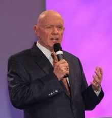 stephen covey 11 Inspiring Leaders We Lost in 2012
