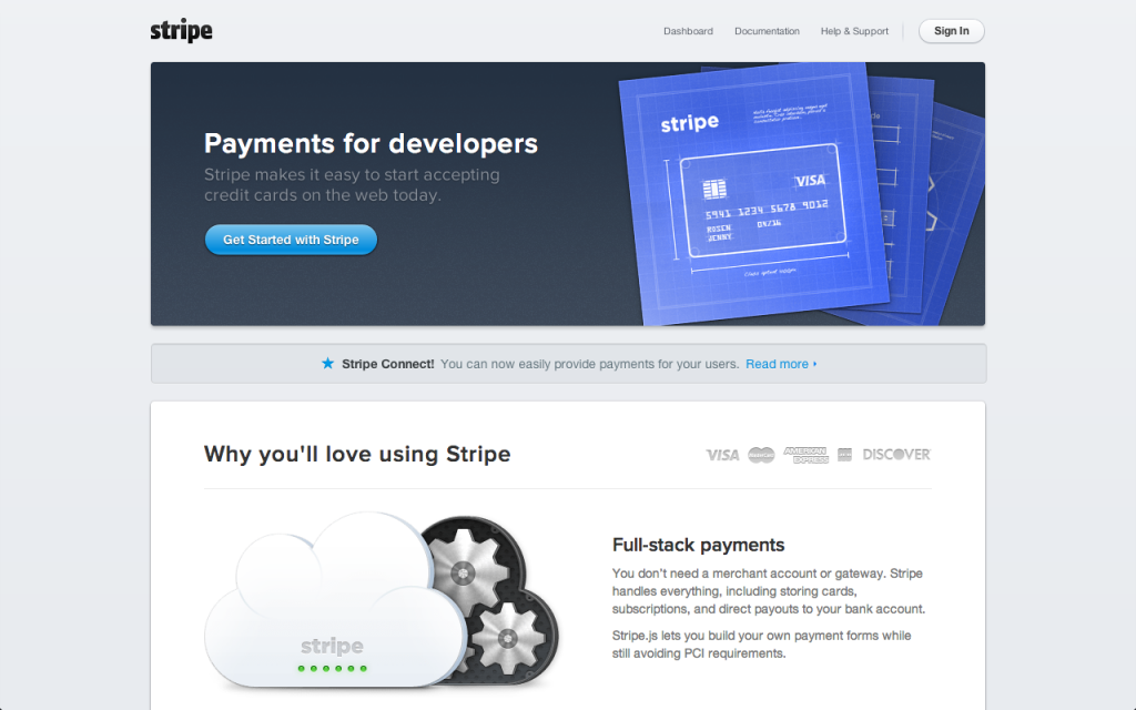 stripe 1024x6401 15 Valuable Tools To Help Grow Your Business In 2013