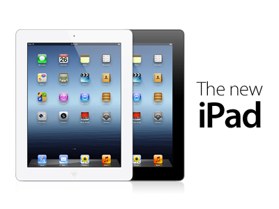 the new ipad template1 Freebie Frenzy: Gadgets and Devices