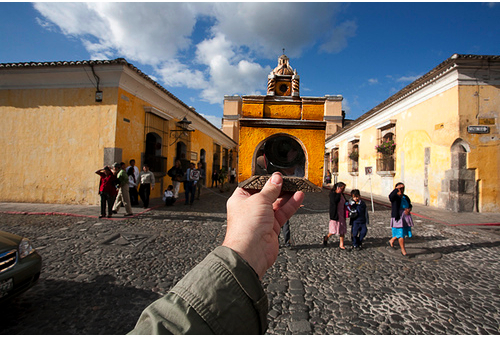 thesantacatalinaarchinantiguaguatemala Real World Counterparts Replaced by Cheap Souvenirs