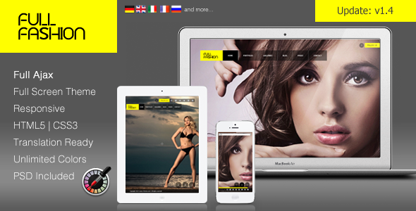 01 screenshot   large preview1 45 Outstanding Themes for Photographers