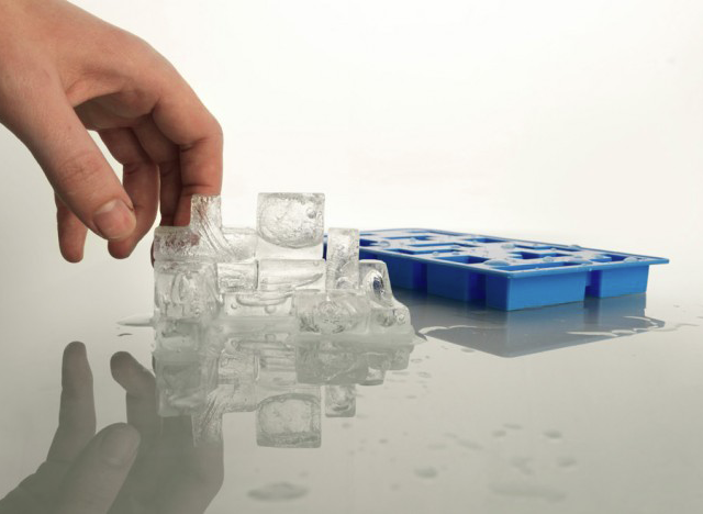 Tetris Ice Tray