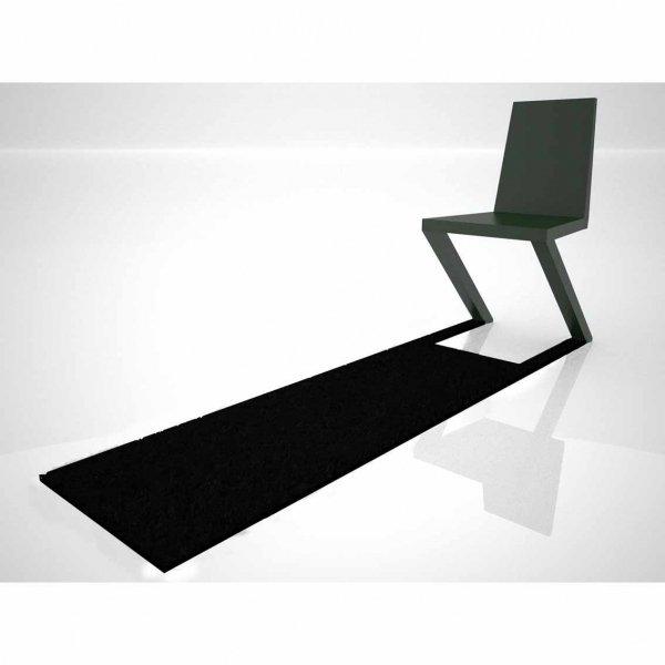 Shadow Chair & Rug by Duffy London