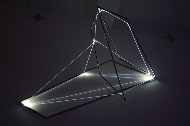 15 Fiber Optic Installations by Carlo Bernardini