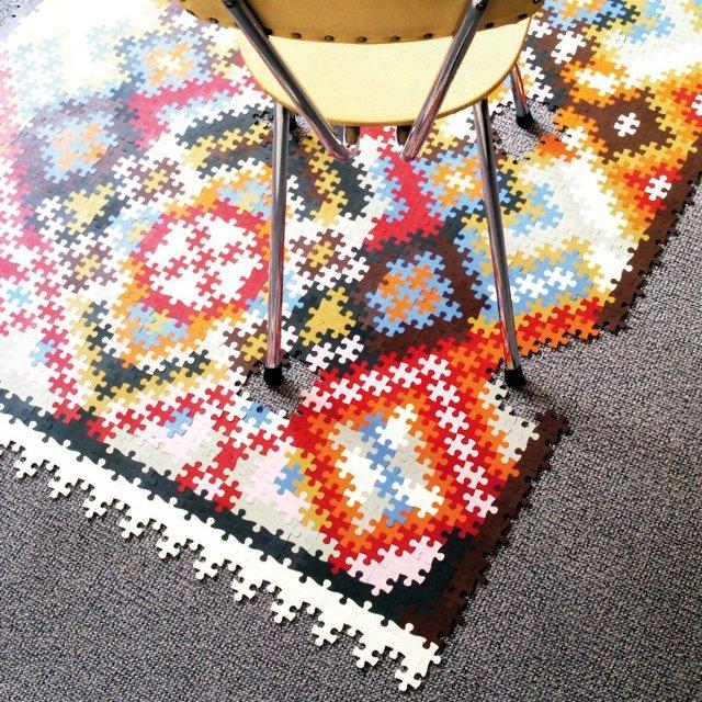 Persian Rug Puzzle
