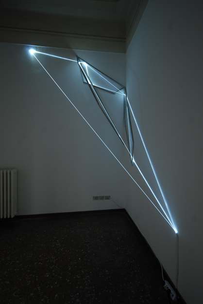17 Fiber Optic Installations by Carlo Bernardini