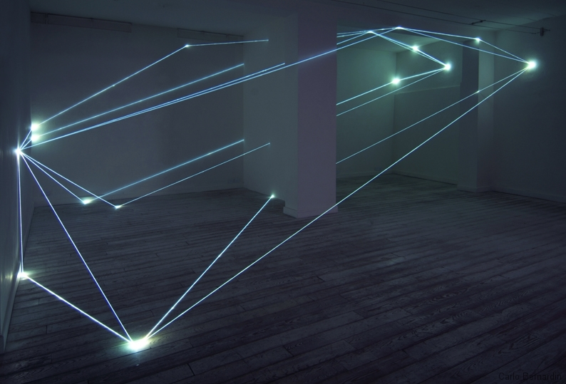 Fiber Optic Installations by Carlo Bernardini