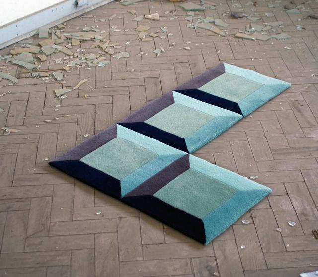 Play Modular Carpet by Piodão Group