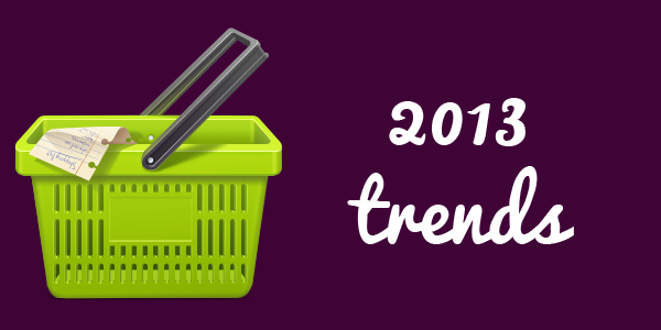 2013 trends E commerce Trends in 2013
