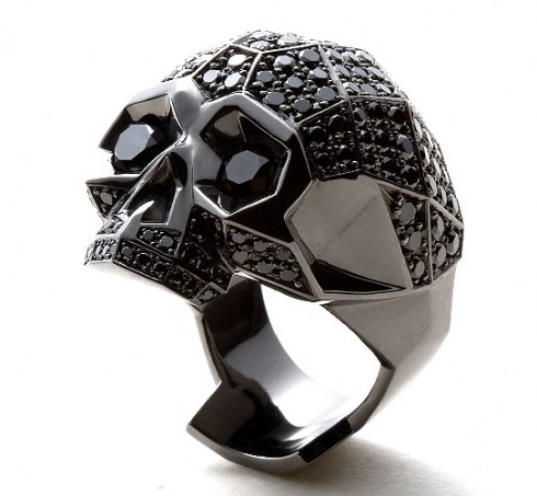 Core Jewels x Mastermind Skull Ring