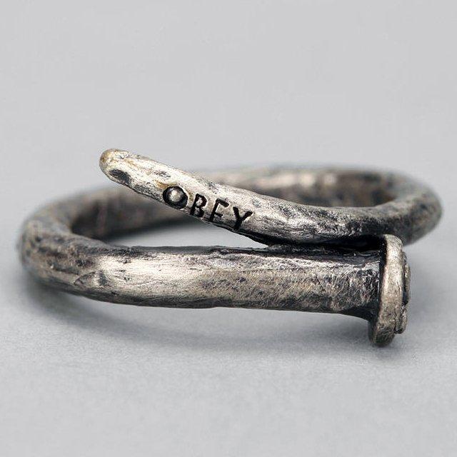 OBEY Craftsmen Ring