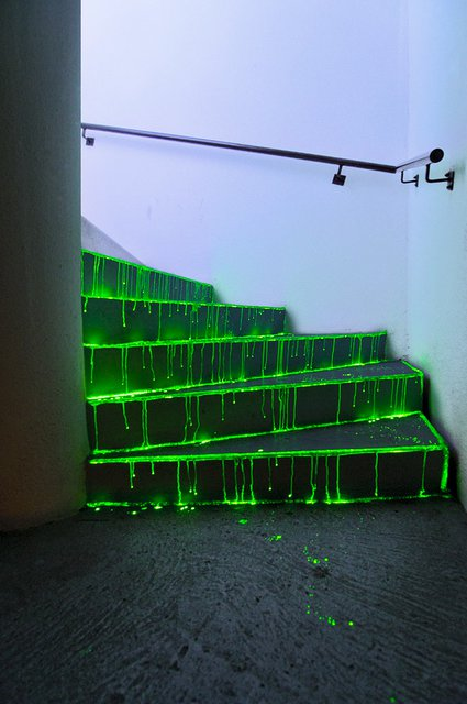 Invaders Stairs