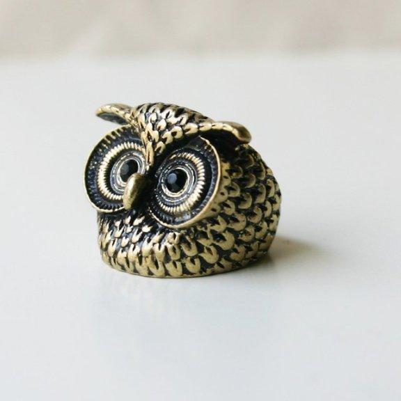 Owl Ring - Rebecca
