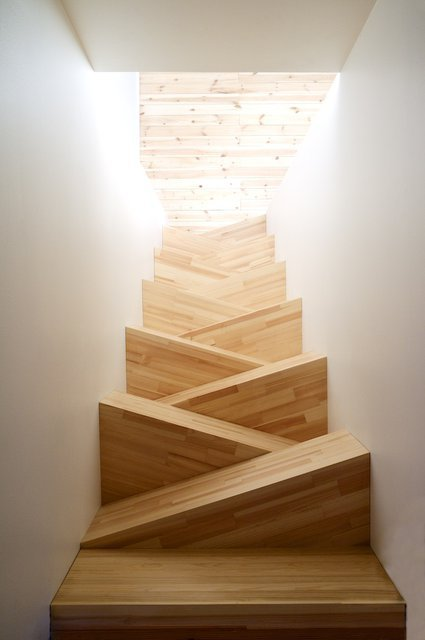 Impossible Staircase by TAF