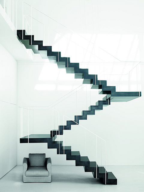 Staircase by Piero Lissoni
