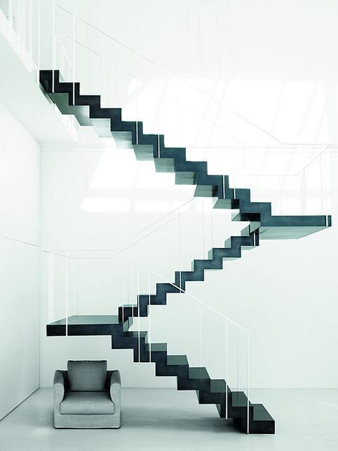 Staircase by Piero Lissoni