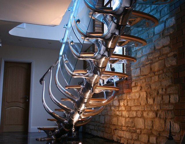 262044809 b2aaded89bf71 20 Innovative Staircase Designs