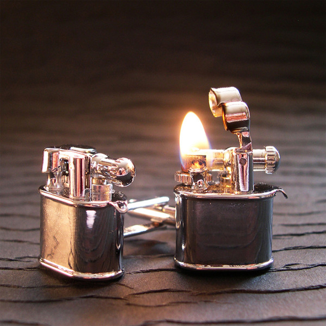 25 Unique Cufflinks Designs