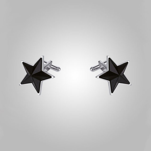 Star Cufflinks by Givenchy