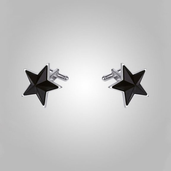 Star Cufflinks by Givenchy