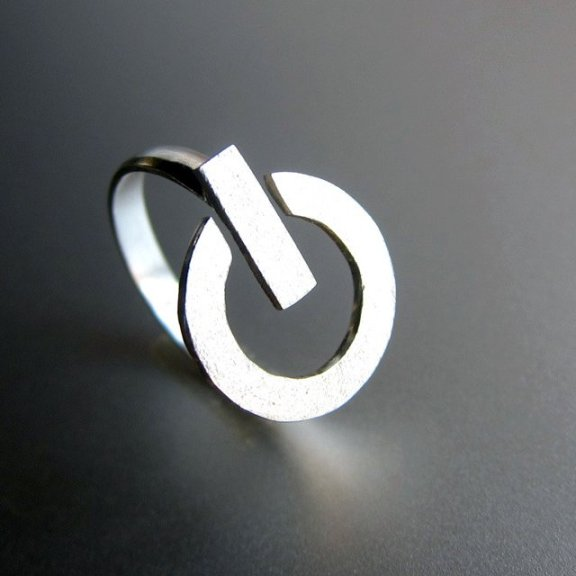 Power Button Ring