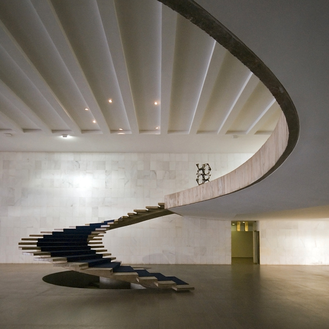 Ministry of Foreign Affairs Staircase