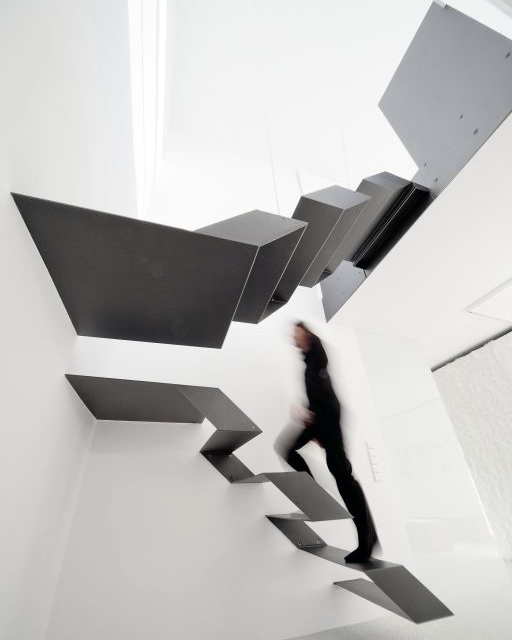 Loft Staircase by Schlosser + Partner