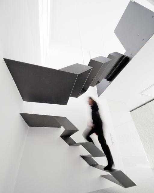 Loft Staircase by Schlosser + Partner