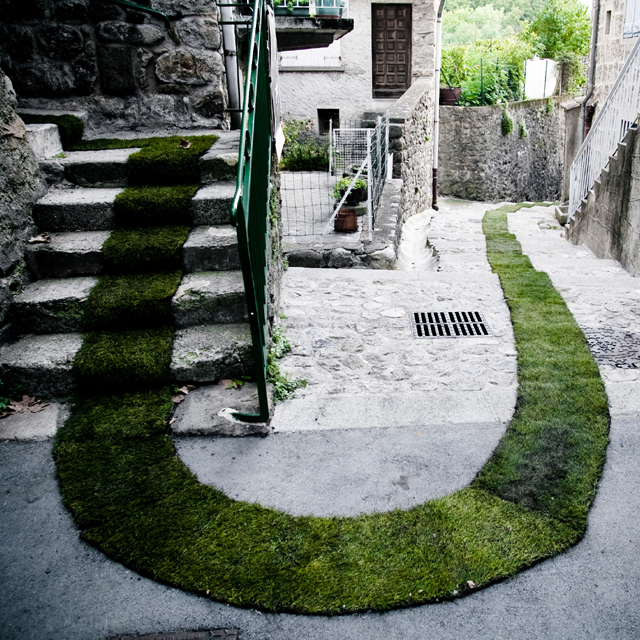 Walk the Green Carpet by Gaëlle Villedary