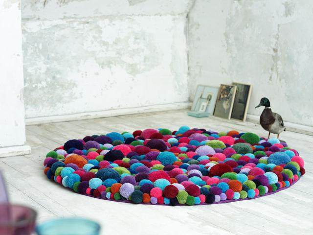 Bommel Carpet by MYK