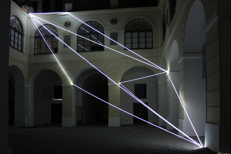 323 Fiber Optic Installations by Carlo Bernardini