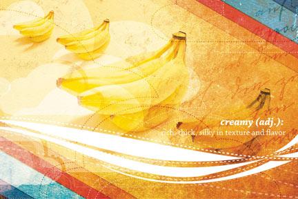 Coffee Bean and Tea Leaf Postcard Series