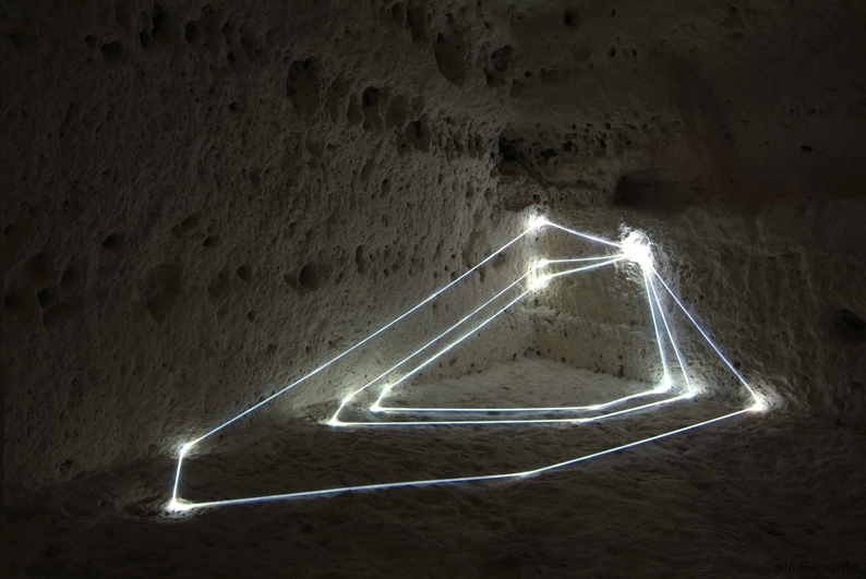 809 Fiber Optic Installations by Carlo Bernardini