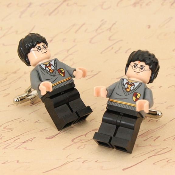 LEGO Harry Potter Cufflinks