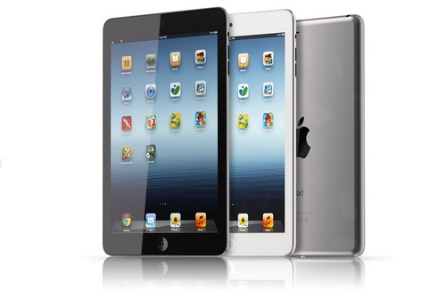 apple ipad mini s1 Best 5 tablets of 2012