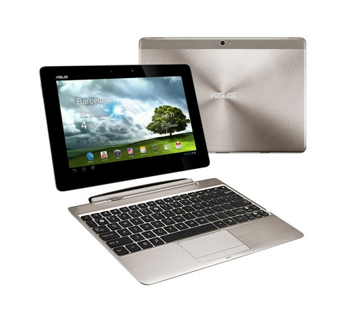 asus transformer infinity s1 Best 5 tablets of 2012