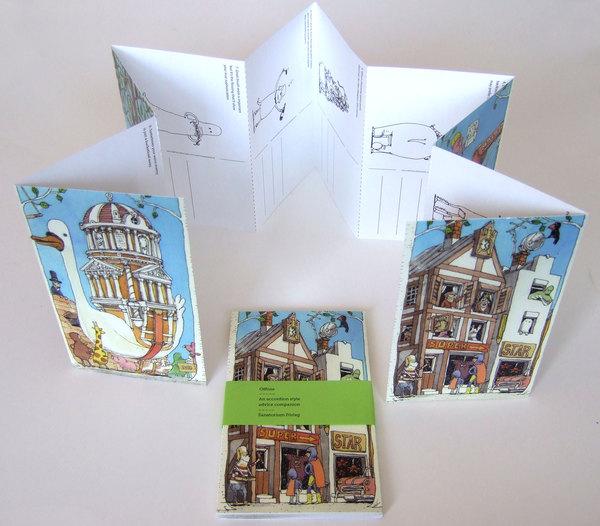 Illustration Postcards by Mattias Adolfsson