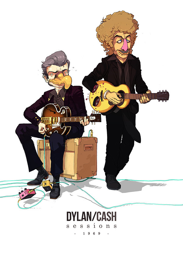dylan cash sessions