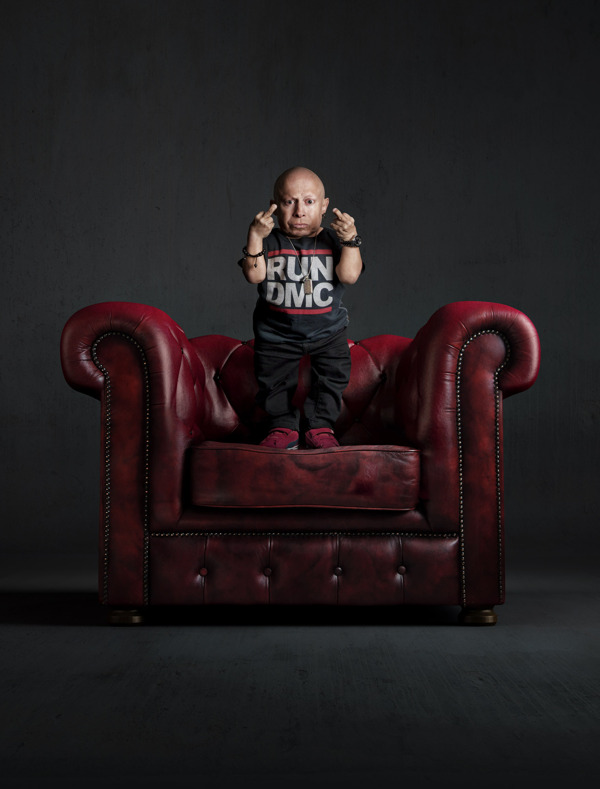 "Verne ""mini me"" Troyer"