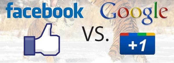 Facebbok-and-Google-Plus