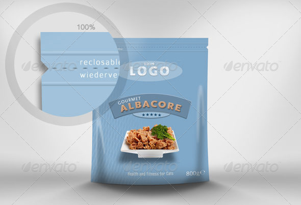 food bag product mock up 30 Product Mock Up Resources from Graphicriver