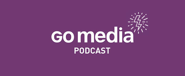go media podcast 15 Engaging Podcasts for Designers and Creatives