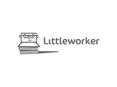 Littleworker Logo Design by Dalius Stuoka