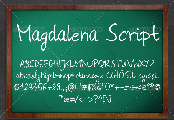 Magdalena-Script