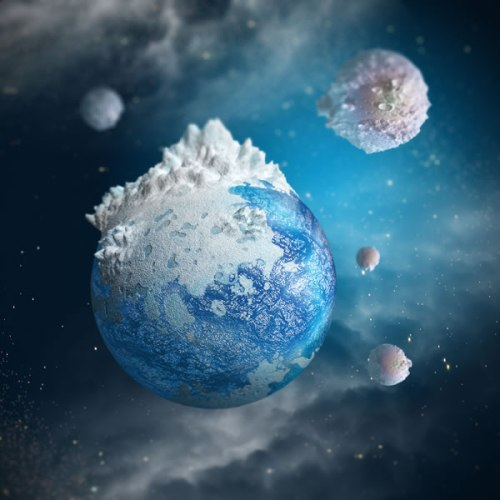 Create a Mini Planet Using Photoshop's 3D Capabilities